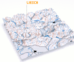 3d view of Liesch
