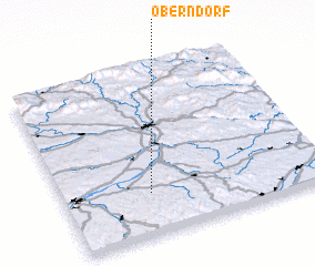 3d view of Oberndorf