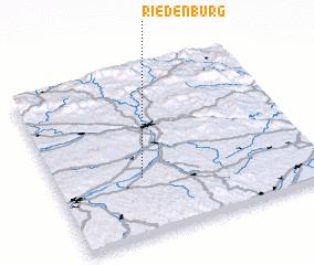 3d view of Riedenburg