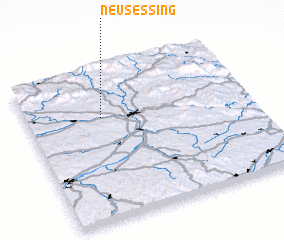 3d view of Neusessing