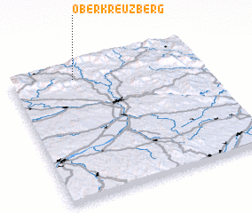 3d view of Oberkreuzberg