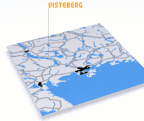 3d view of Visteberg