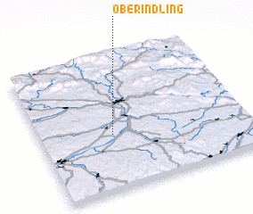 3d view of Oberindling