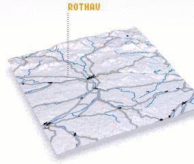 3d view of Rothau