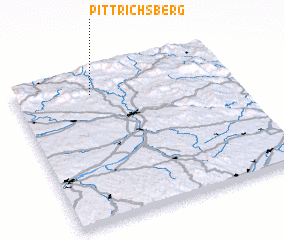 3d view of Pittrichsberg