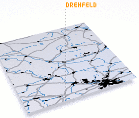 3d view of Drehfeld