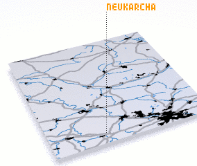 3d view of Neukarcha