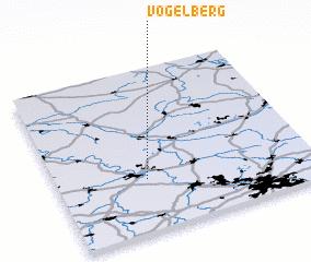 3d view of Vogelberg