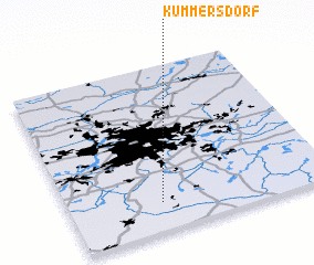 3d view of Kummersdorf