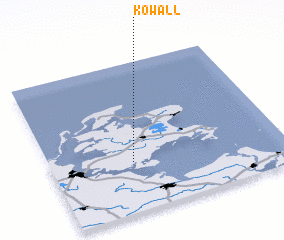 3d view of Kowall