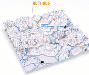 3d view of Althaus