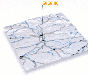 3d view of Gögging