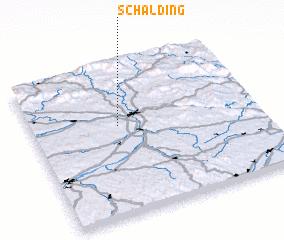3d view of Schalding