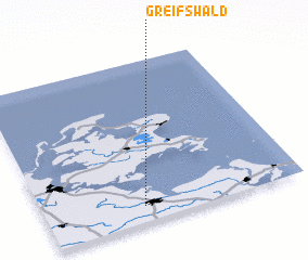 3d view of Greifswald
