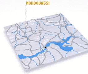 3d view of Mokoouassi