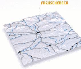 3d view of Frauschereck
