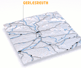 3d view of Gerlesreuth