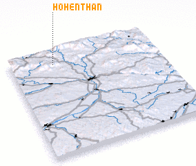 3d view of Hohenthan