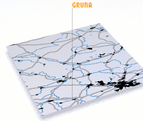 3d view of Gruna