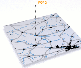 3d view of Lessa