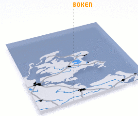 3d view of Böken