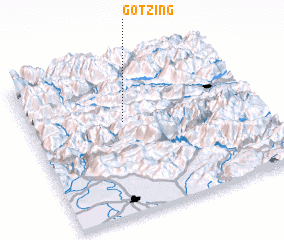 3d view of Götzing