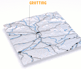 3d view of Grotting