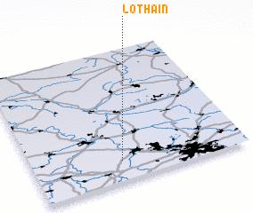 3d view of Löthain