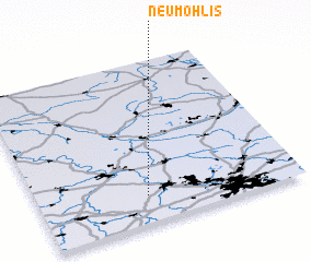 3d view of Neu Mohlis