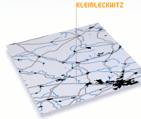 3d view of Kleinleckwitz