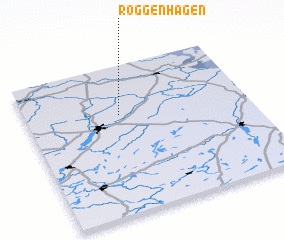 3d view of Roggenhagen
