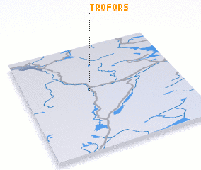3d view of Trofors