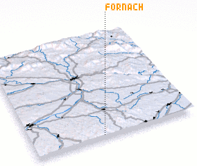3d view of Fornach