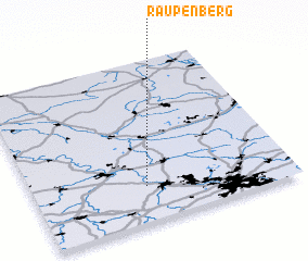 3d view of Raupenberg