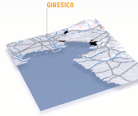 3d view of Giássico
