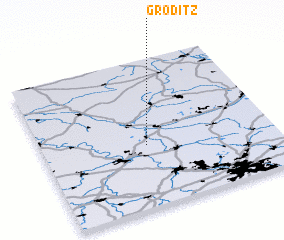 3d view of Gröditz