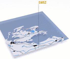 3d view of Sanz