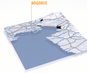 3d view of Angóris