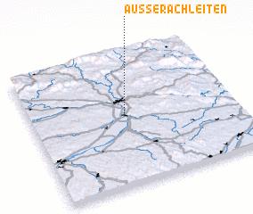 3d view of Außerachleiten