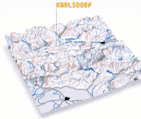3d view of karlsdorf