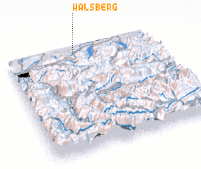 3d view of Walsberg