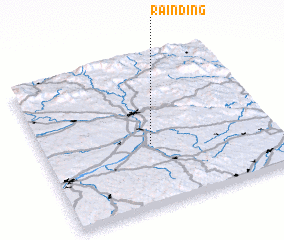 3d view of Rainding
