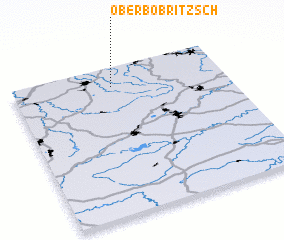3d view of Oberbobritzsch