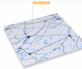 3d view of Neu Krien