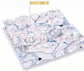 3d view of Koschach