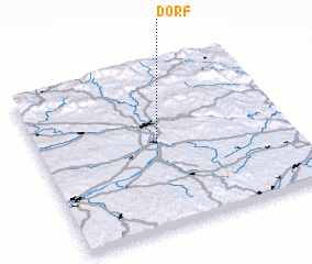 3d view of Dorf