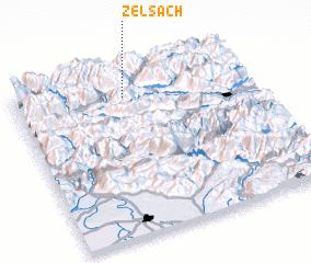 3d view of Zelsach