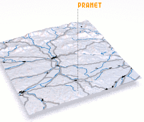 3d view of Pramet