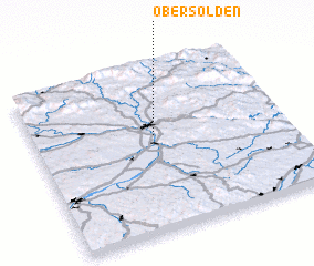 3d view of Obersölden