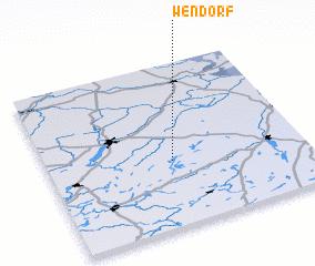 3d view of Wendorf